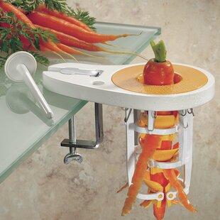 Upright Carrot Peeler