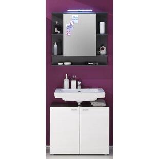Charmy Down 2 Piece Bathroom Storage Furniture Set By Wade Logan