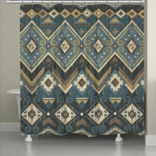 Bruges Single Shower Curtain