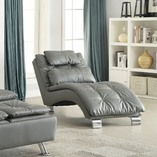 Barium Chaise Lounge by Darby Home Co