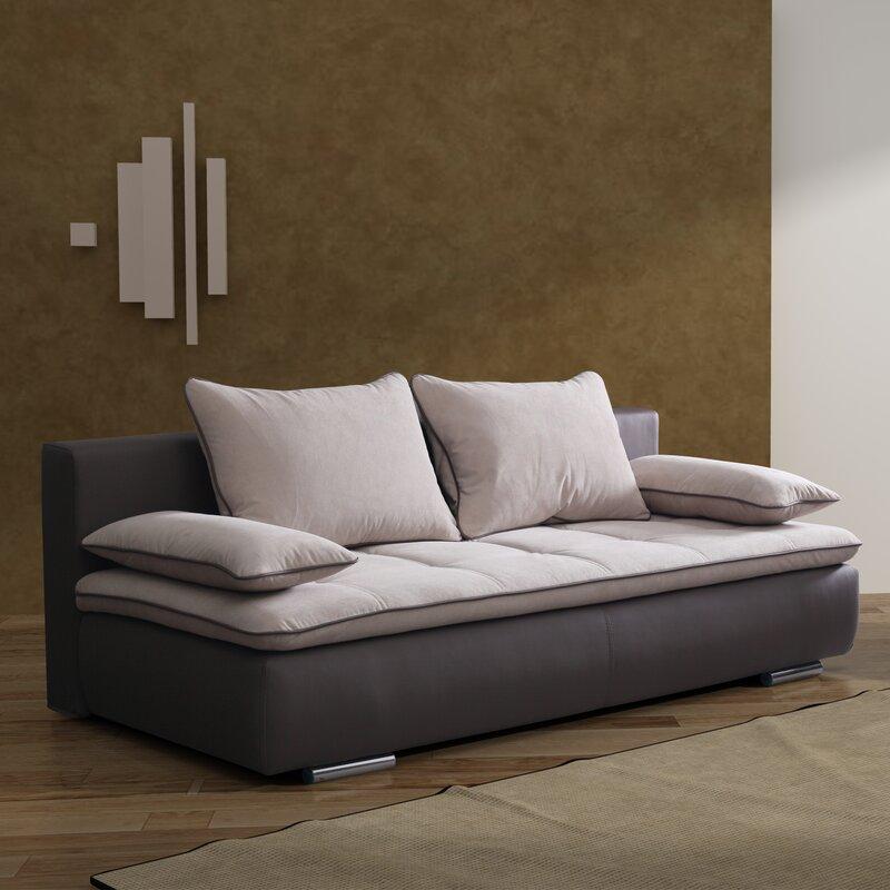 home haus 2 sitzer schlafsofa skopelos. Black Bedroom Furniture Sets. Home Design Ideas