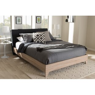 Norden Upholstered Platform Bed by Latitude Run