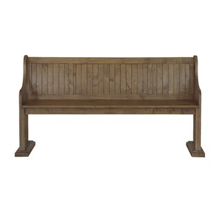West Point Wood Bench
