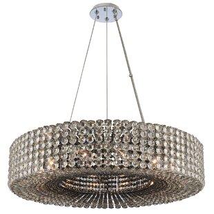 Allegri by Kalco Lighting Anello 12-Light Crystal Chandelier