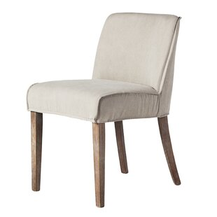 Reimels Upholstered Dining Chair by Gracie Oaks Great Reviews