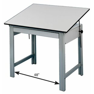 Reviews DesignMaster Office Drafting Table By Alvin and Co.