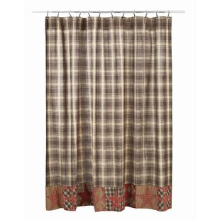 Read Reviews Castlekeep 100% Cotton Shower Curtain ByLoon Peak