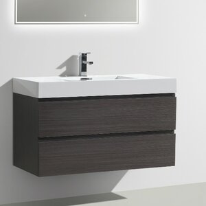 MOF 39 Single Bathroom Vanity Set