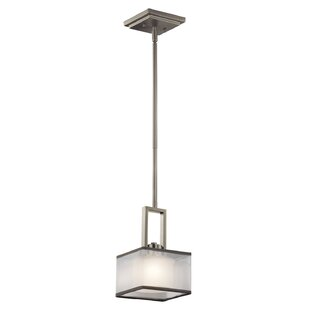 T.S. 1-Light Mini Pendant by O..
