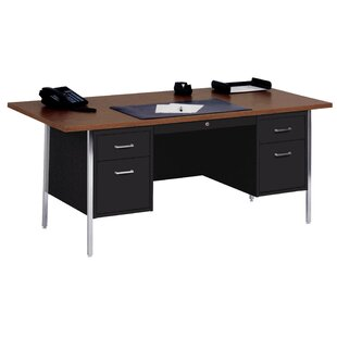 500 Series 5 Drawers Executive Desk