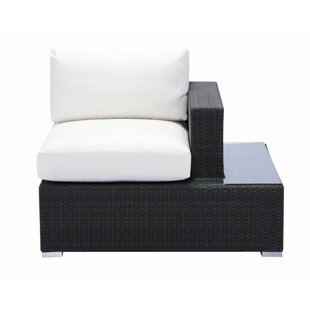 Roque Patio Chair With Cushion by Brayden Studio Best Design
