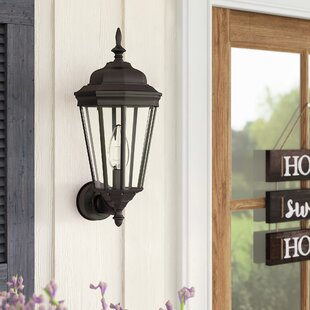 Lark Manor Kenwood 1-Light Outdoor Sconce