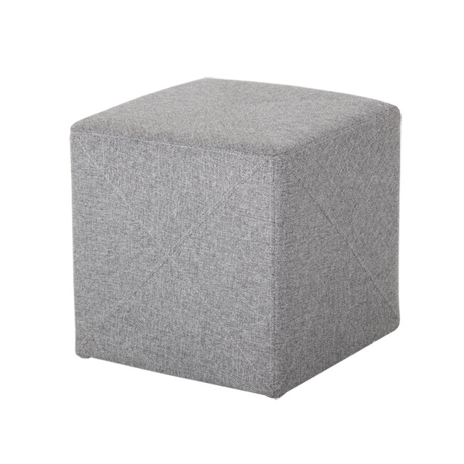 Admirable Fishback Jackson Cube Ottoman Squirreltailoven Fun Painted Chair Ideas Images Squirreltailovenorg