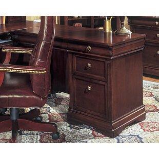 Sadye L-Shaped Executive Desk by Canora Grey 2019 Coupon