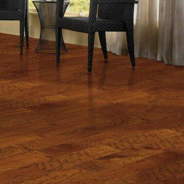 "Turlington 5"" Engineered Cherry Hardwood Flooring in Low Glossy Natural"