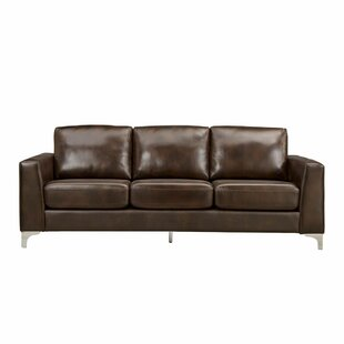 Barraza Aniline 3 Piece Living Room Set by Wade Logan