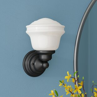 Margaree 1-Light Bath Sconce by Laurel Foundry Modern Farmhouse