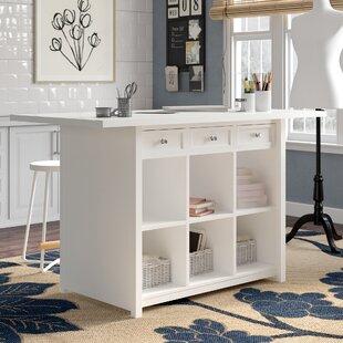 Martha Stewart Craft Table Wayfair