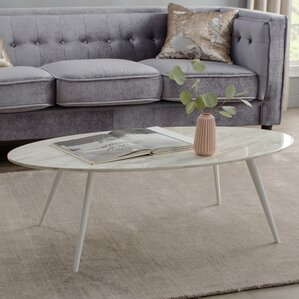 Airfoil Coffee Table by m.a.d. Furniture