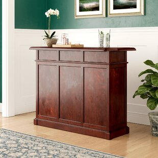 Darby Home Co Carlsen Home Bar
