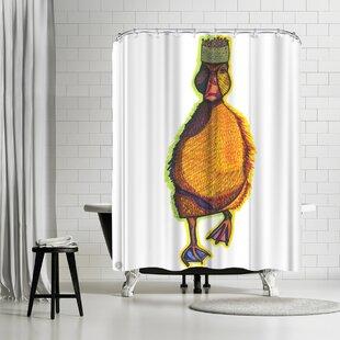 Solveig Studio Duck Shower Curtain