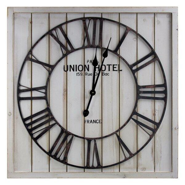 odd shaped wall clocks wall clock