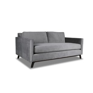 Marceau Plush Deep Sofa Orren Ellis