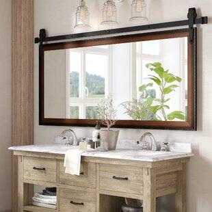 Nicholle Bathroom Vanity Mirror
