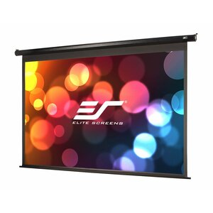 VMAX2 Series Matte White Electric Projection Screen by Elite Screens