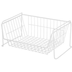 Stacking Basket by IRIS USA, Inc.