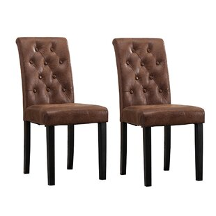 Upholstered Dining Chairs You Ll Love Wayfair Co Uk