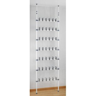 42 Pair Shoe Rack By Rebrilliant
