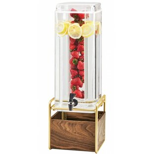 384 oz. Infusion Chamber Beverage Dispenser