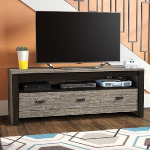 Shop for Independence TV Stand for TVs up to 58 by Brayden Studio Reviews (2019) & Buyer's Guide