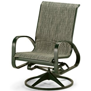 Primera Sling Adjustable Swivel Rocking Patio Chair (Set of 2)  sc 1 st  Wayfair : swivel patio chairs - Cheerinfomania.Com