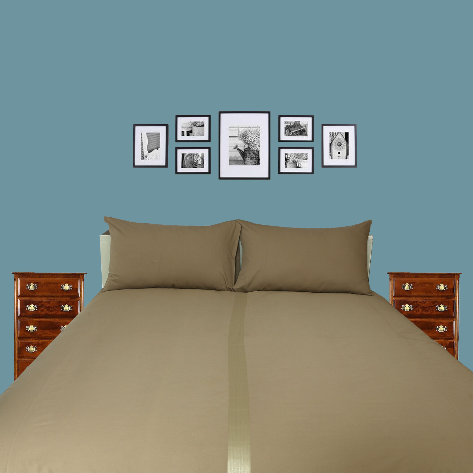 Red Barrel Studio Hyler Genuine Jacquard 300 Thread Count 100 Cotton Sheet Set Wayfair