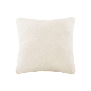 Aurelio Sherpa to Softspun Euro Pillow