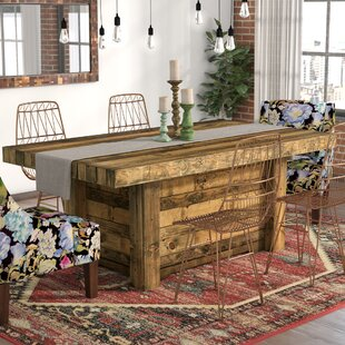 Mistana Gino Rectangular Dining Table