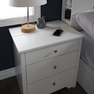 Vito 2 Drawer Nightstand by South Shore