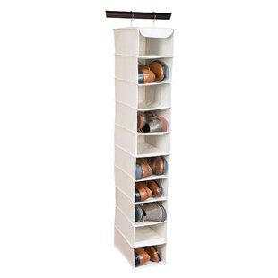 Compare Nature of Storage 10-Compartment Hanging Shoe Organizer By Richards Homewares