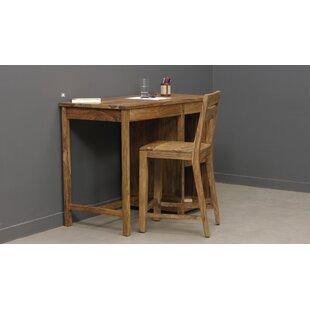 Mistana Allegro 2 Shelf Writing Desk