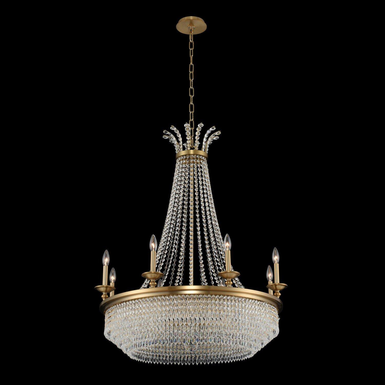 House Of Hampton Hatley 12 Light Candle Style Classic Chandelier Wayfair