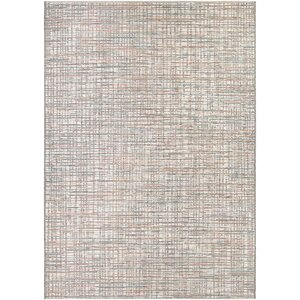 Napa Ivory/Coral Indoor/Outdoor Area Rug