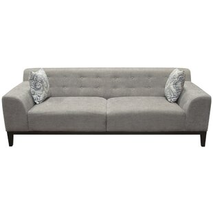 Marquee Tufted Back Standard Sofa by Diamond Sofa Reviews