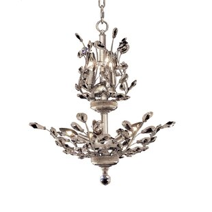 Lamons 8-Light Candle Style Chandelier by House of Hampton