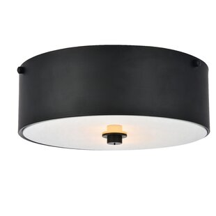 Strom 2-Light Flush Mount