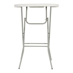 Extendable Plastic Bar Table By Lesli Living