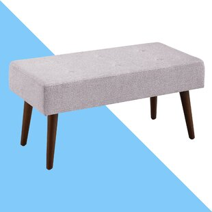 Brock Upholstered Bench by Hashtag Home