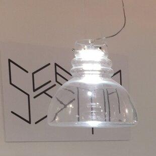 Oggetti Grande Torino Suspension 1-Light Inverted Pendant