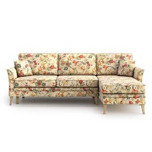 Wasola Universal Reversible Sleeper Corner Sofa Bed By Brayden Studio